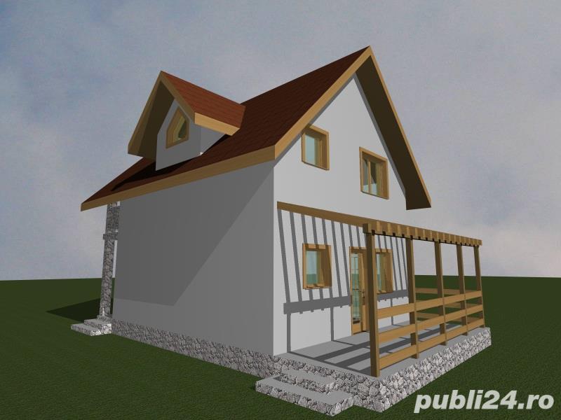 Construim case la rosu si la cheie