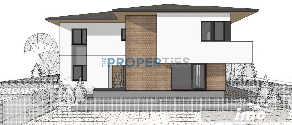 Proiect casa cu autorizatie recenta pentru S+P+1E - metrou Pacii