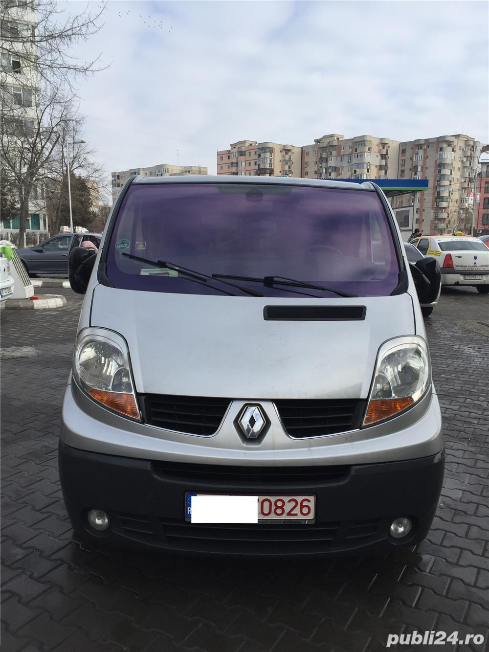 Piese Renault Trafic 2.0 DCI M9R