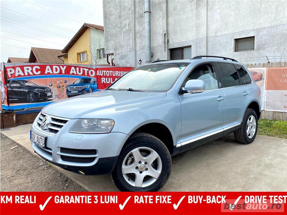 VW TOAREG 2,5 TDI - MANUAL  - GARANTIE INCLUSA / RATE FIXE EGALE /  BUY-BACK / TEST DRIVE