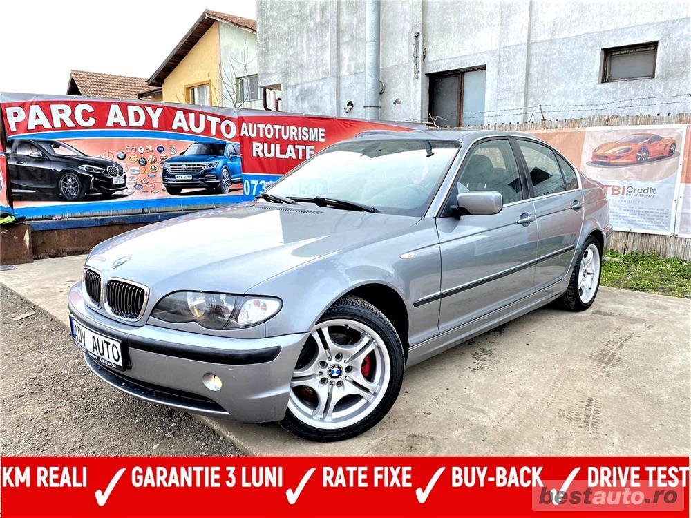 BMW 3.20 Facelift  150 cp  - GARANTIE INCLUSA - RATE FIXE EGALE ,BUY-BACK / KM REALI / DRIVE TEST