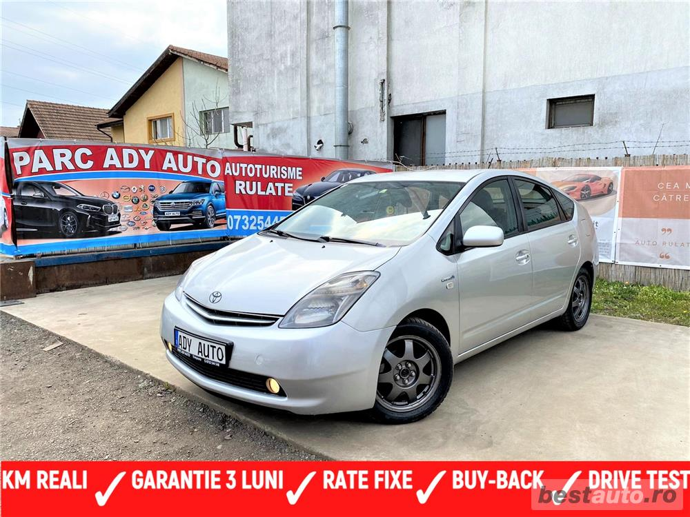 TOYOTA PRIUS HYBRID , AN 2010 - RATE FIXE , GARANTIE , BUY BACK , TEXT DRIVE , RECENT ADUSA