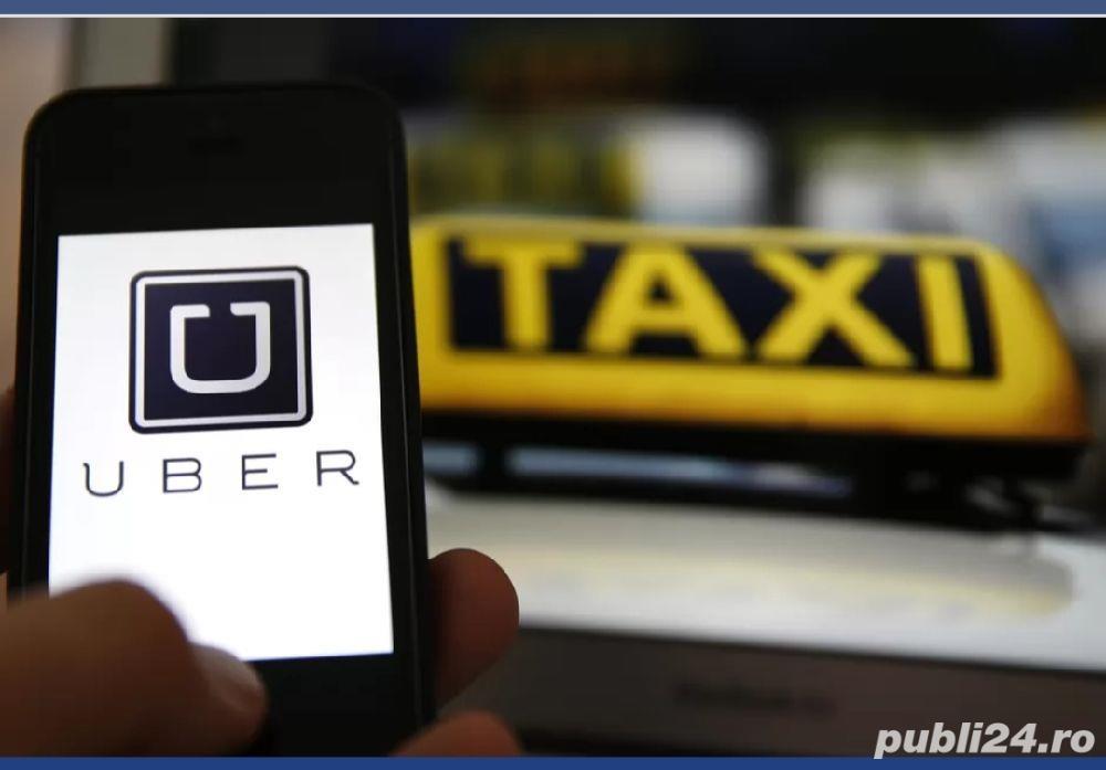 Manager taxi si închiriere (sef de coloana)-Uber-Bolt-Clever-Yango