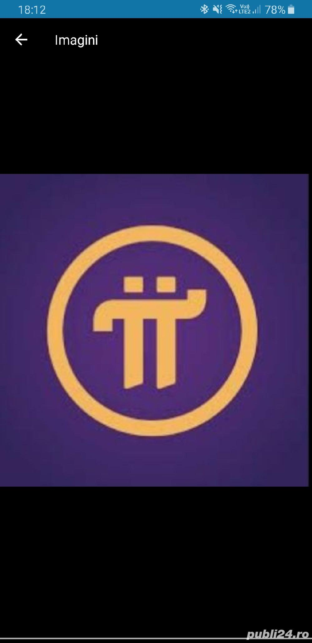 Pi network(minare) direct de pe telefon. Mining