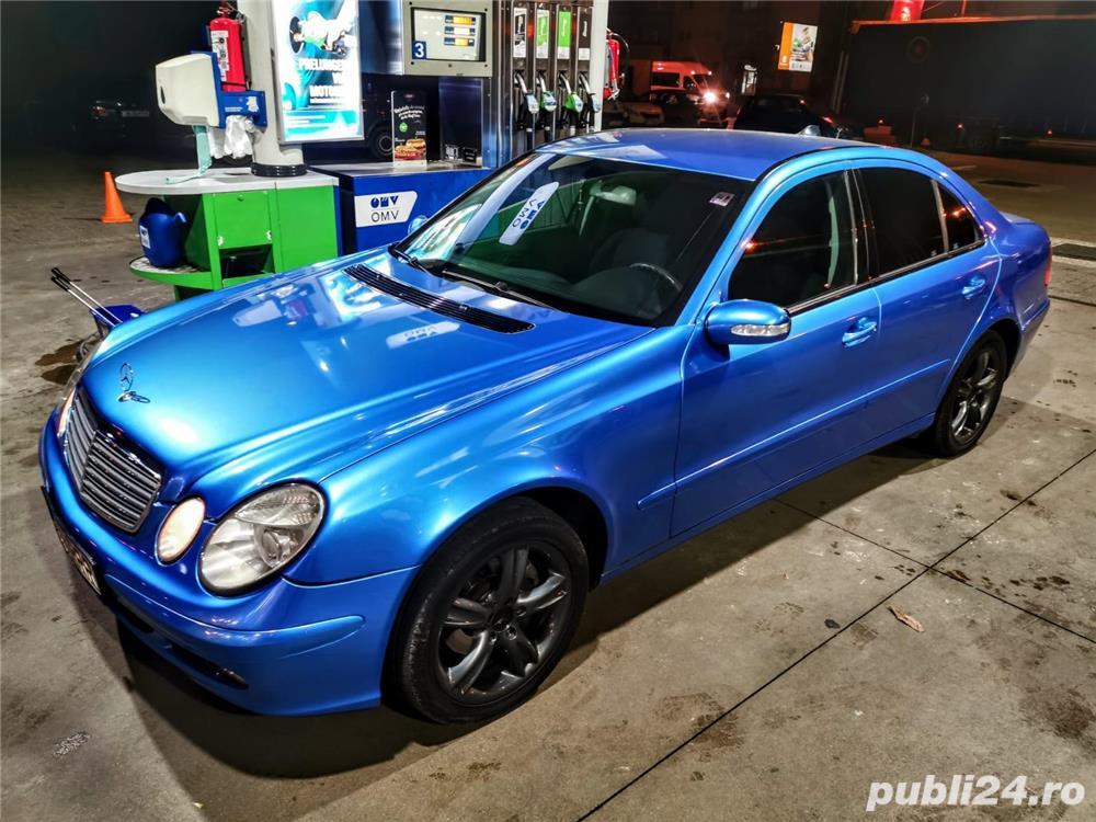 Mercedes-benz Clasa E E 270