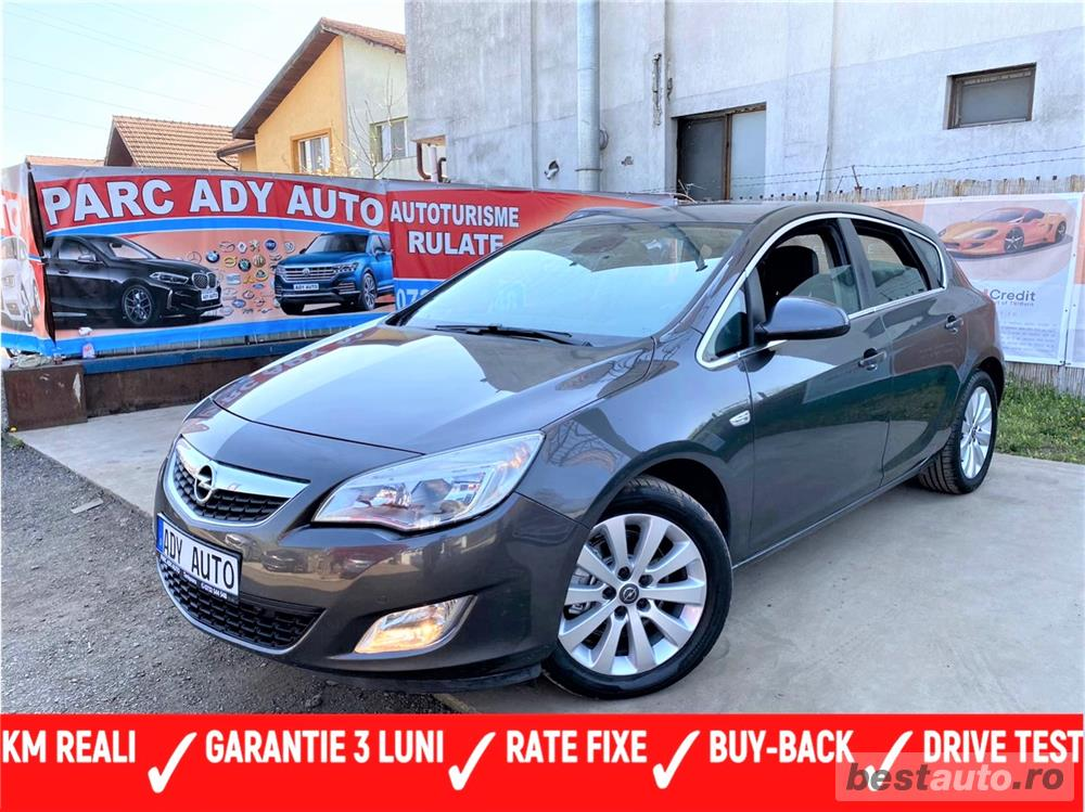 OPEL ASTRA 1,7 CDTI - EURO 5 - LIVRARE GRATIS - TEST DRIVE - BUY BACK - RATE FIXE EGALE .