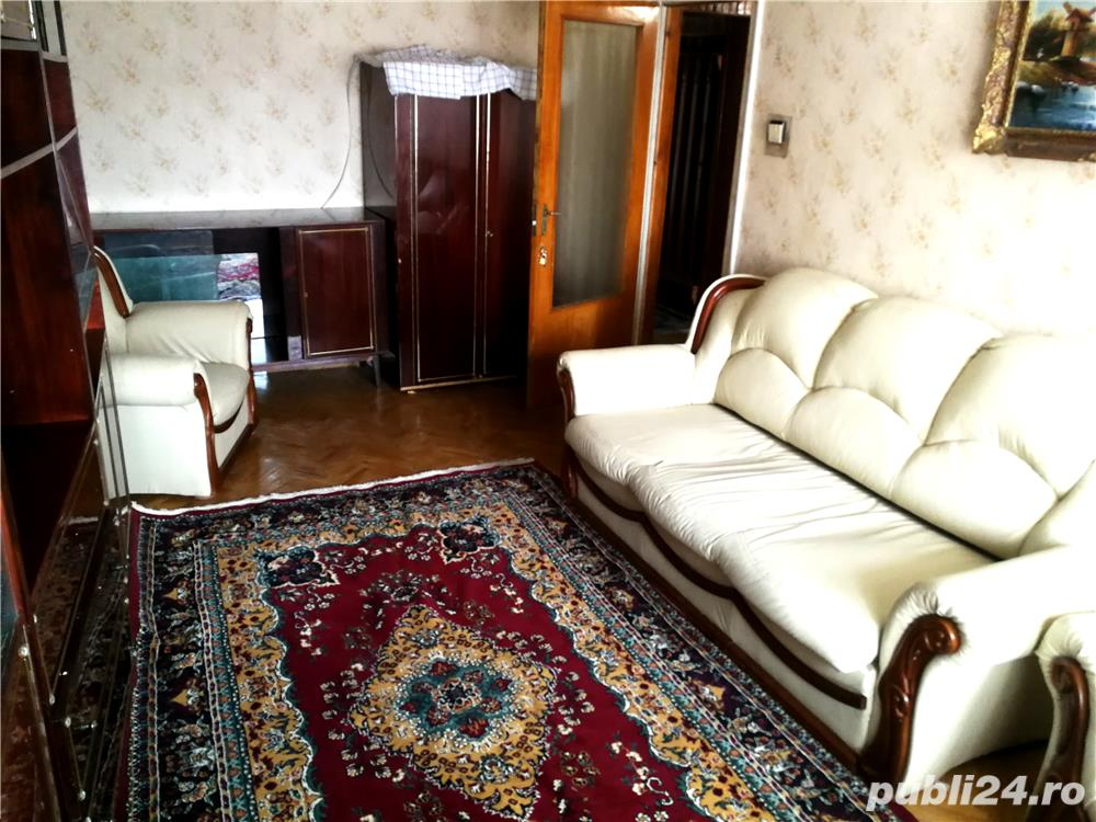 Vând apartament 3 camere-Bistrița, zonă centrală, Preț 45 000 Euro