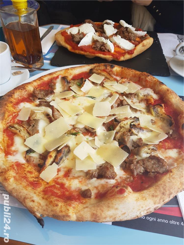 Gogo Asia Angajeaza pizzer/ pizzaiolo / lucrator comercial