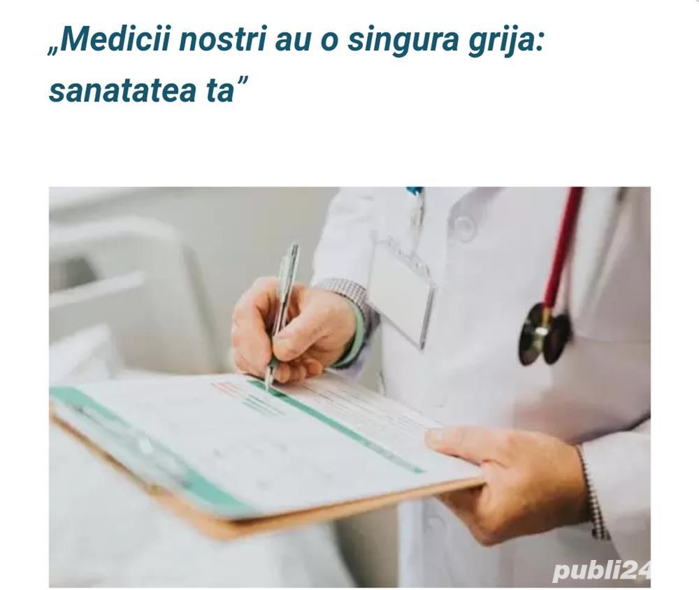 Angajez medic de familie in Bucuresti sector 6
