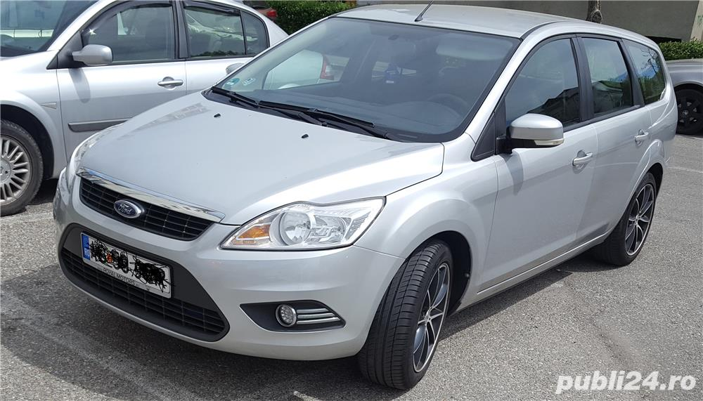 Ford Focus break 1.6 Euro 4 benzina 2009