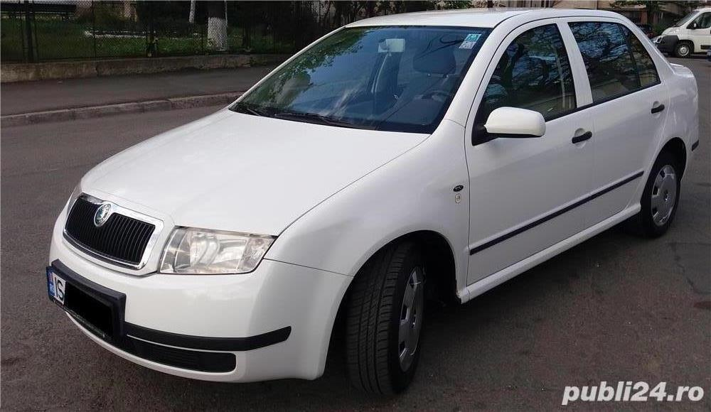 Skoda Fabia Sedan confort 1,4 MPI