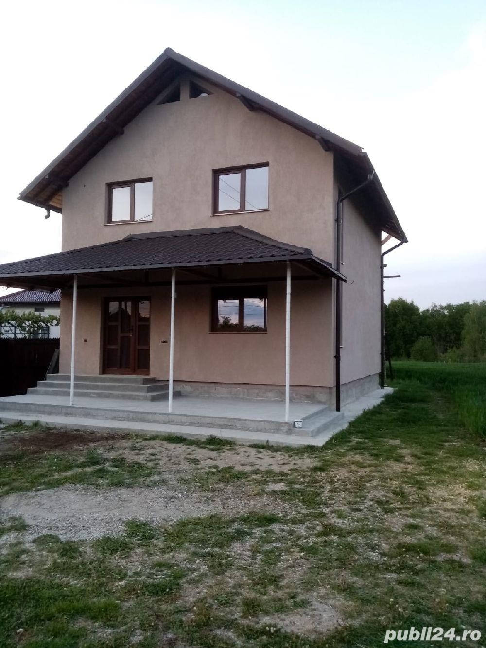 Casa noua P+1+pod