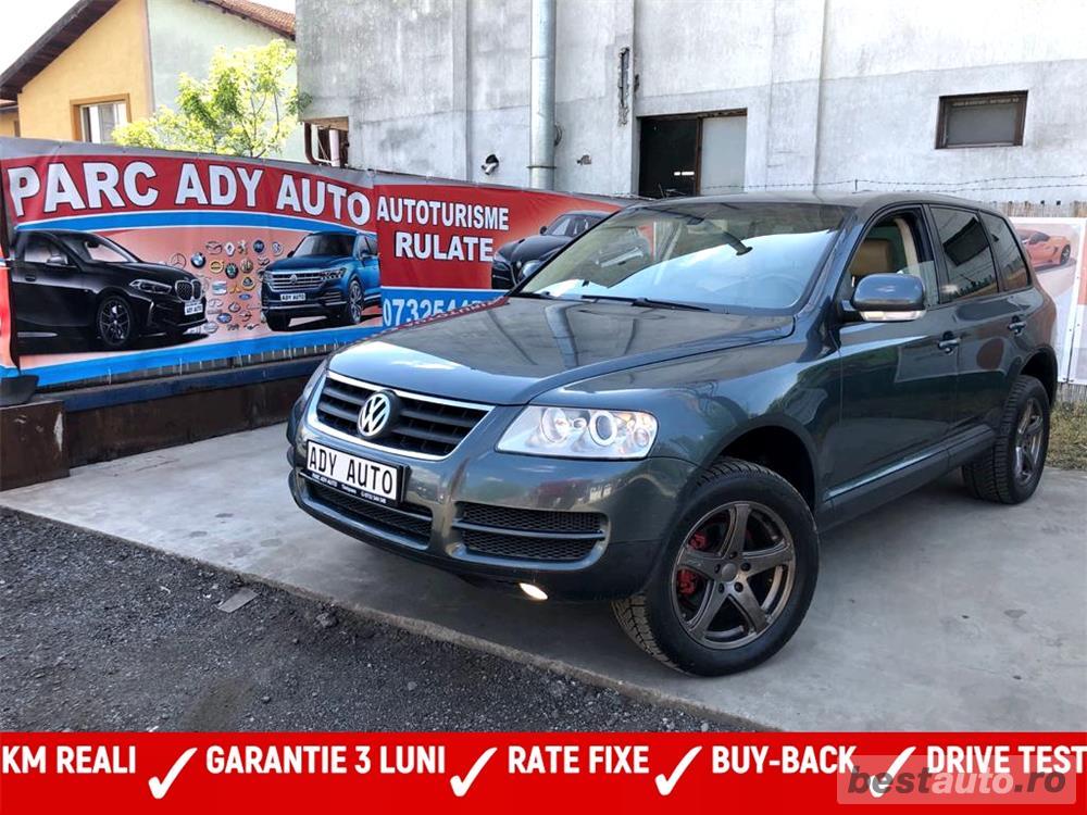 VW TOAREG 2,5 TDI - AUTOMAT - PE ARCURI - LIVRARE GRATIS -RATE FIXE - GARANTIE 3 LUNI - BUY BACK