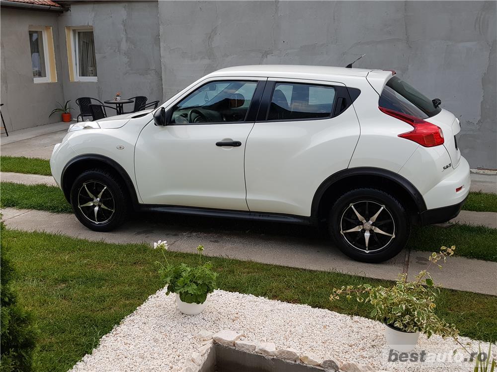 Nissan Juke - An 2011, Euro 5