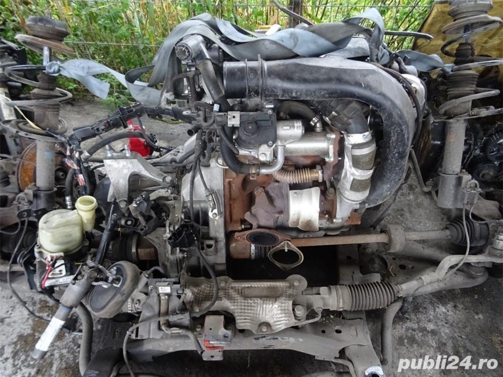 Motor Dacia Logan 1.5 DCI E5 injectie BOSCH 2015 fara anexe