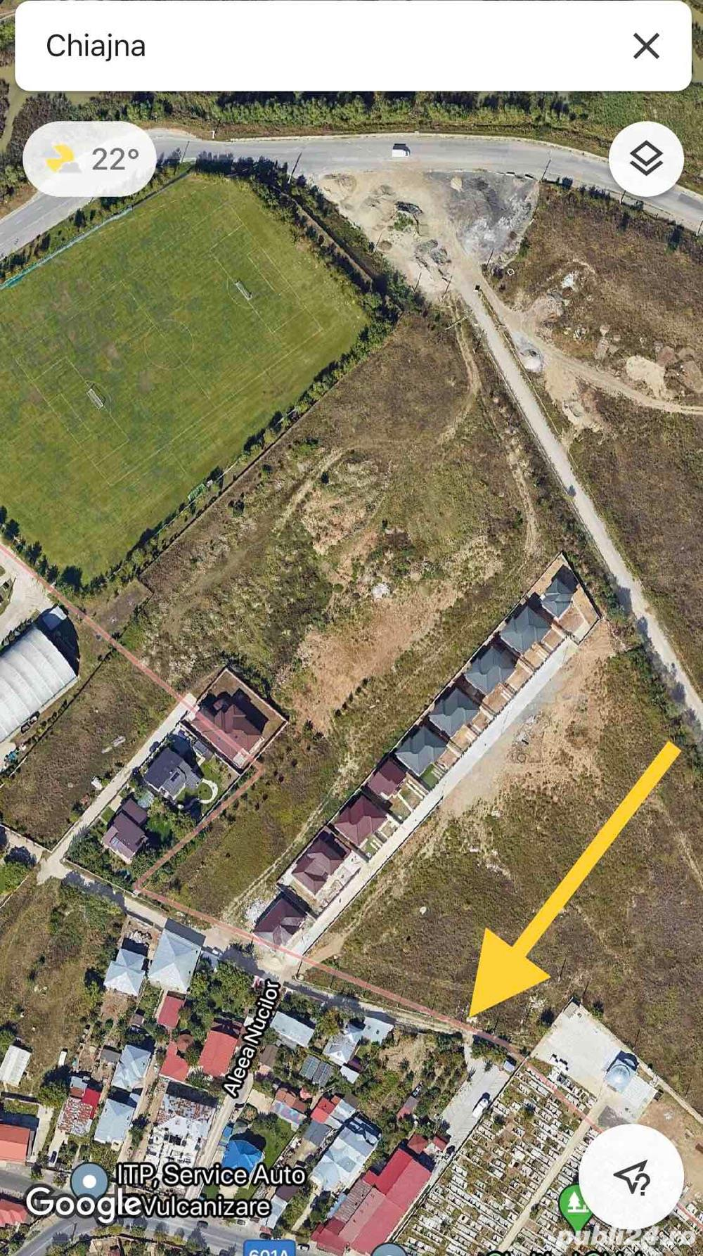 Chiajna – 2295 m² | intravilan