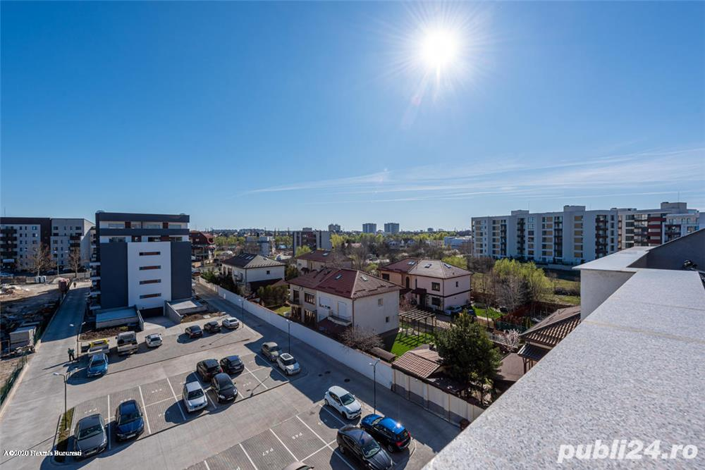 Baneasa - Sisesti, apartament cu 4 camere 130 mp, panorama!
