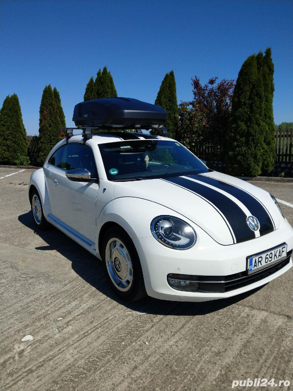 Vw Beetle Karmann