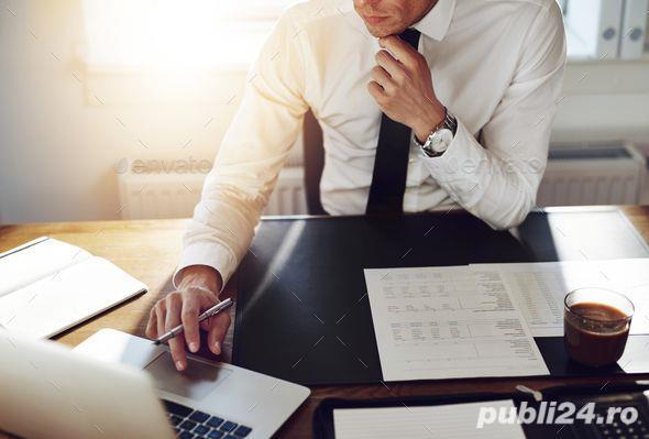 Oportunitate de carieră în zona financiară