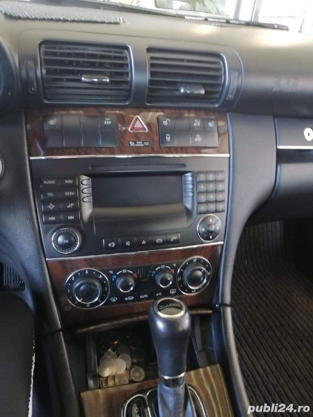 Mercedes-benz clasa c 220 CDI