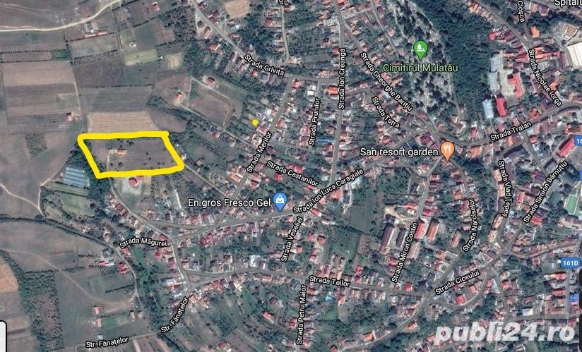 Teren intravilan, Dej, jud Cluj