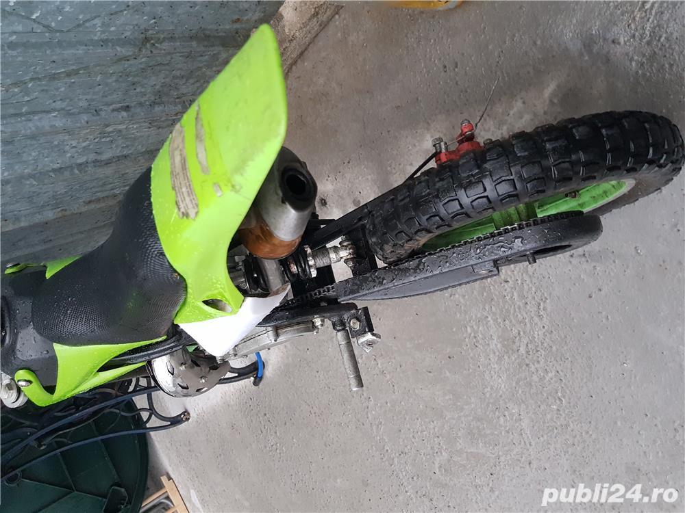 Mobra Poket bike