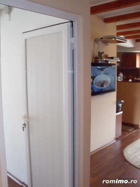 Busteni-apartament 3 camere in vila
