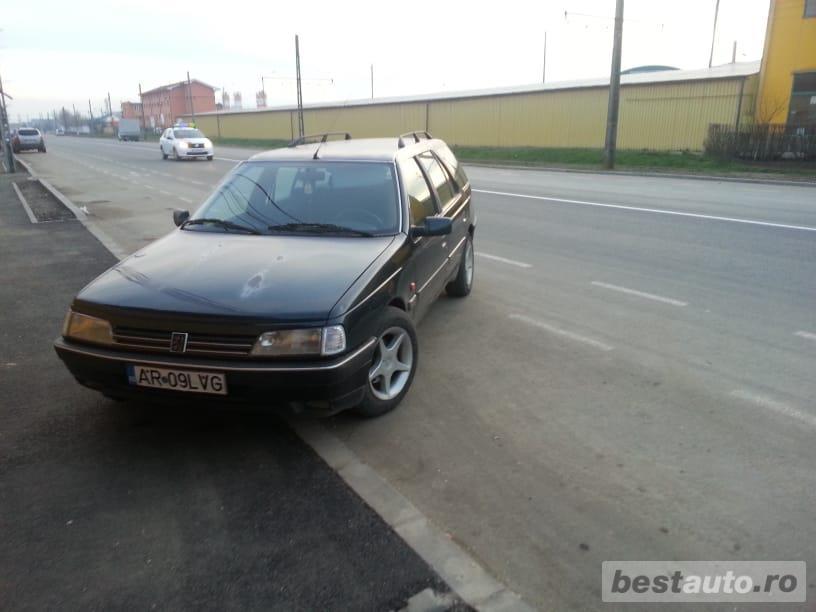 Peugeot 405 Break cu ITP valabil 2021