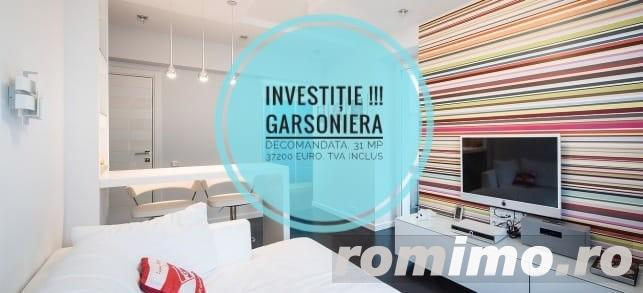 Investitie ! Garsoniera decomandata, 37200 euro, Vitan, Bloc Nou