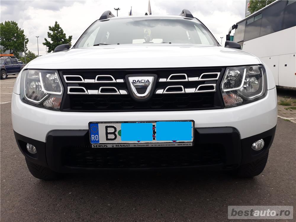 Dacia Duster  4 X 4  Tractiune   Integrala   D ci  ,110   cp    . 2016   .euro   6