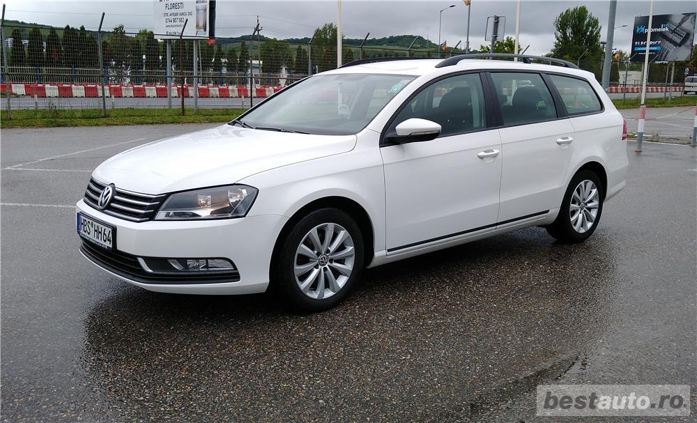 VW Passat 2.0 TDI -Manual 6+1 Germania  Klimatronic Navigatie Car-Kit