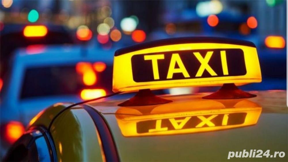Angajez sofer taxi cu atestat in TURDA