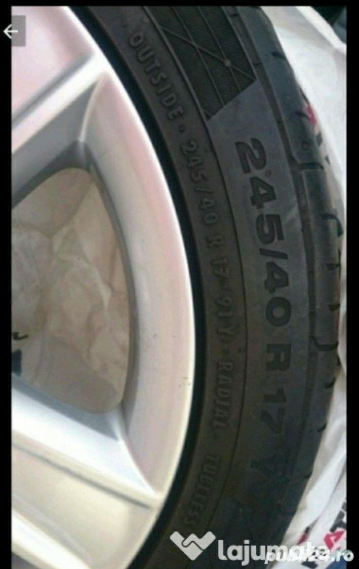 "Jante Aliaj 17"" Mercedes"