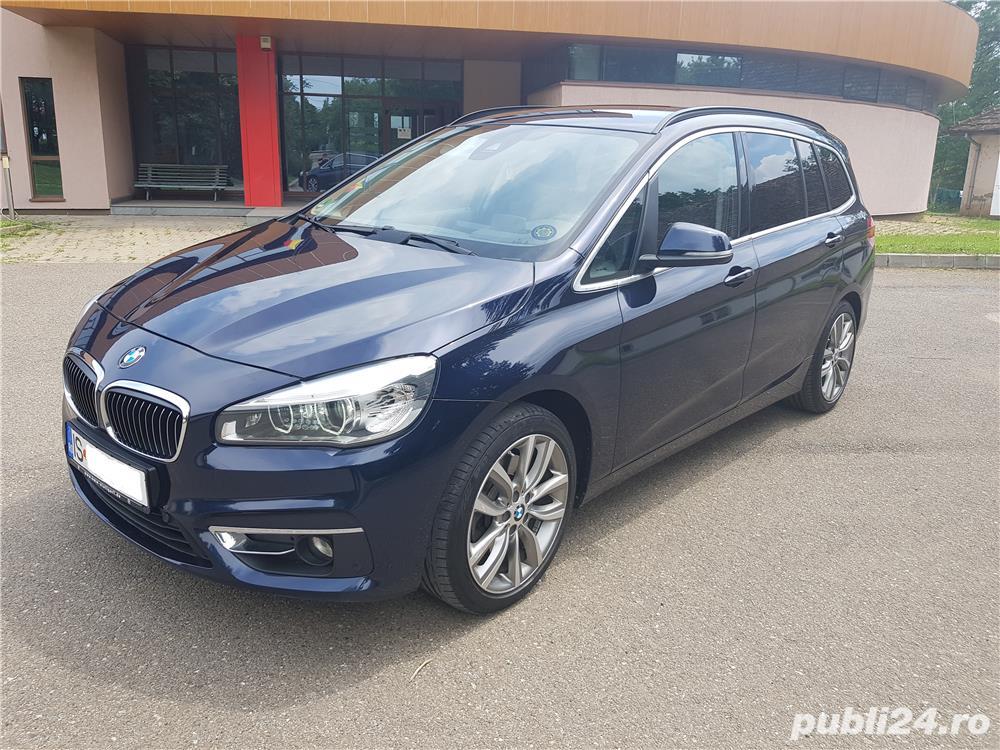BMW seria 2 gran tourer+Automata+ Xdrive+pachet luxury+pachet M