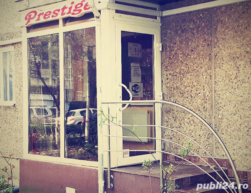 Chirie scaun pentru coafeza/frizer/manichiurista la salon Prestige