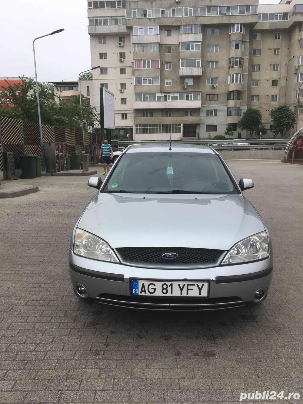 Ford Mondeo - vand/schimb/variante...