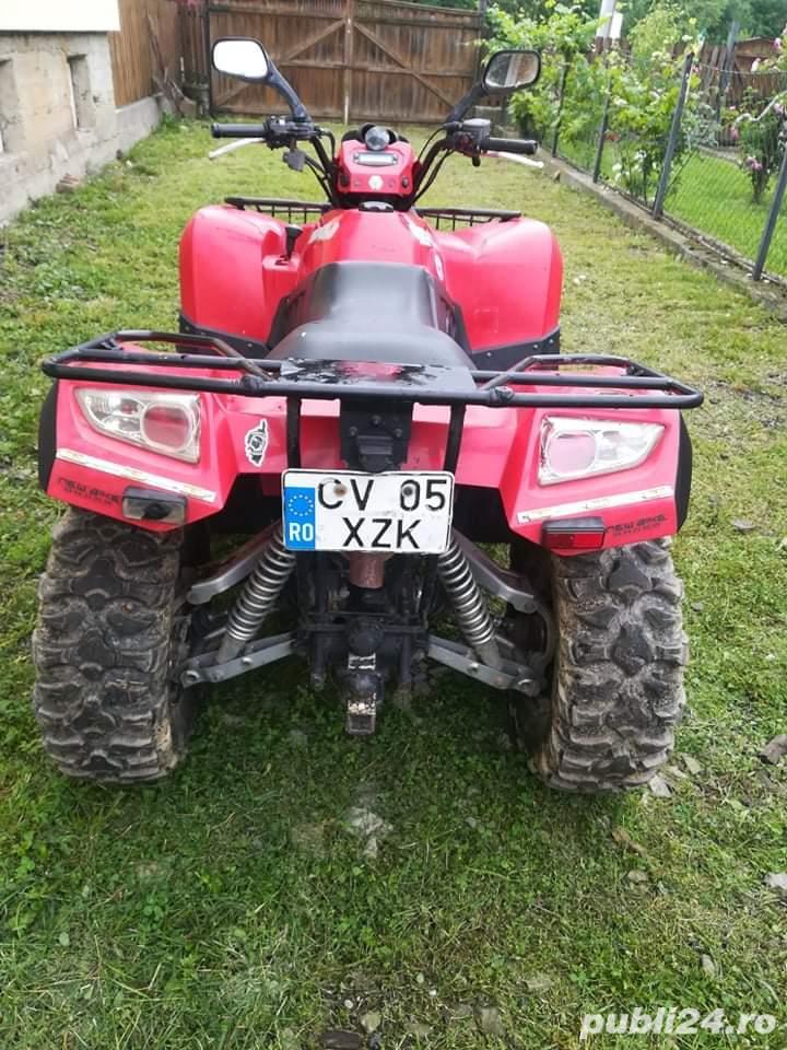 Kymko Mxu 400