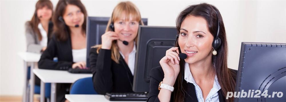 Germana/Daneza/Olandeza/Poloneza/Rusa/Italiana/Franceza+Engleza, call center, back office, Bucuresti