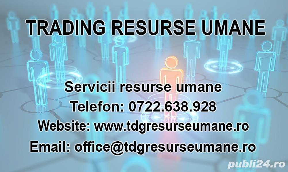 Servicii resurse umane  -
