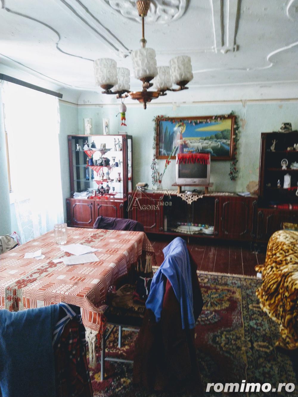 Casa si spatiu comercial ultracentral Sibiu