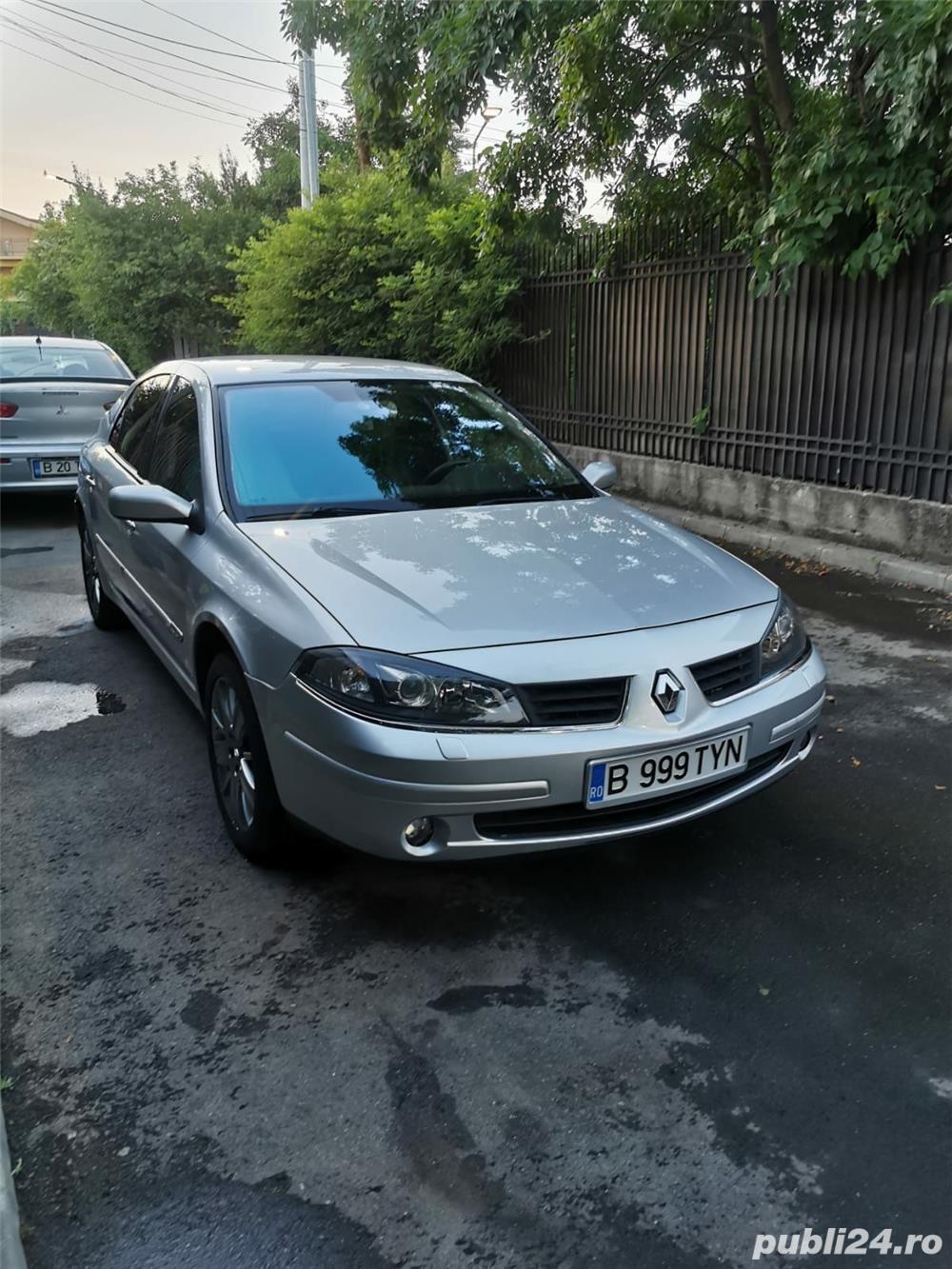 Renault Laguna 2! Pretul este discutabil!