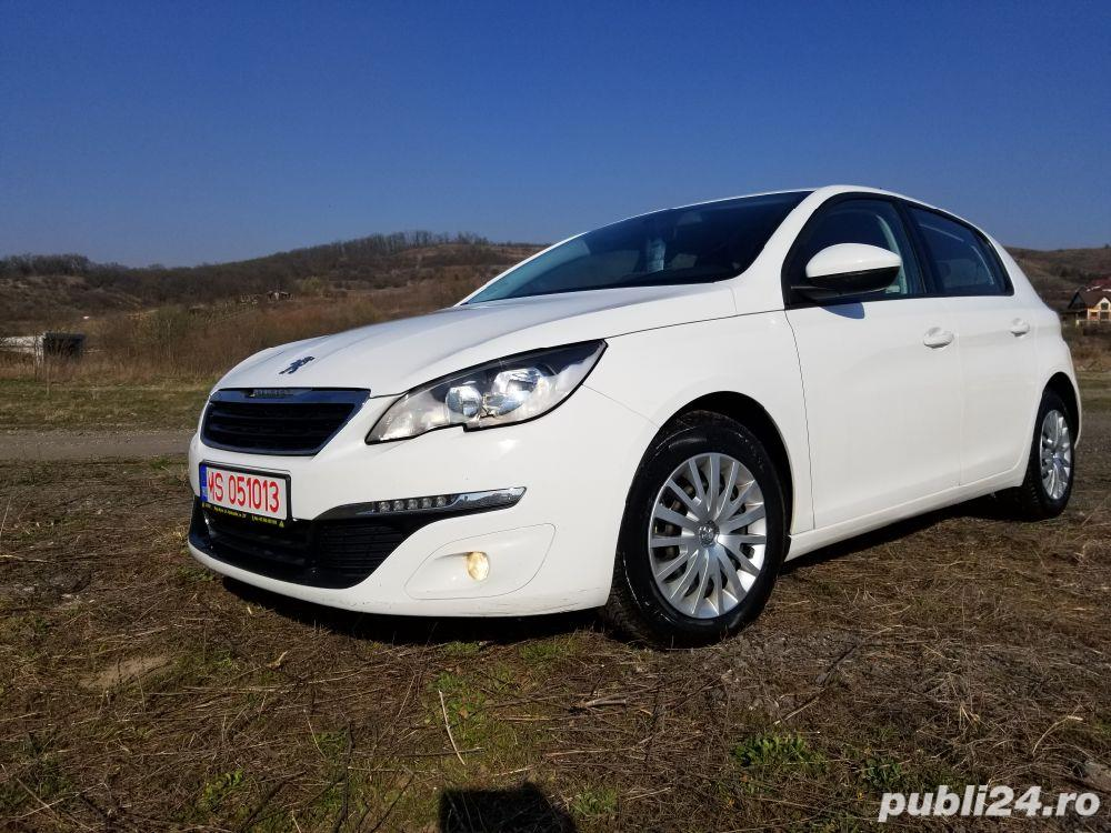 Peugeot 308  euro 6
