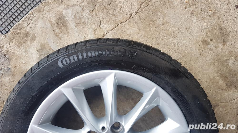 Vand set anvelope Continental Winter 205/55R16