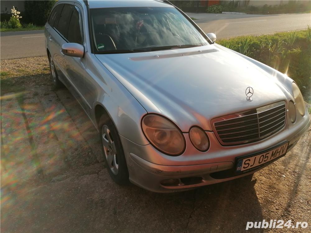 Mercedes-benz Clasa  E 220