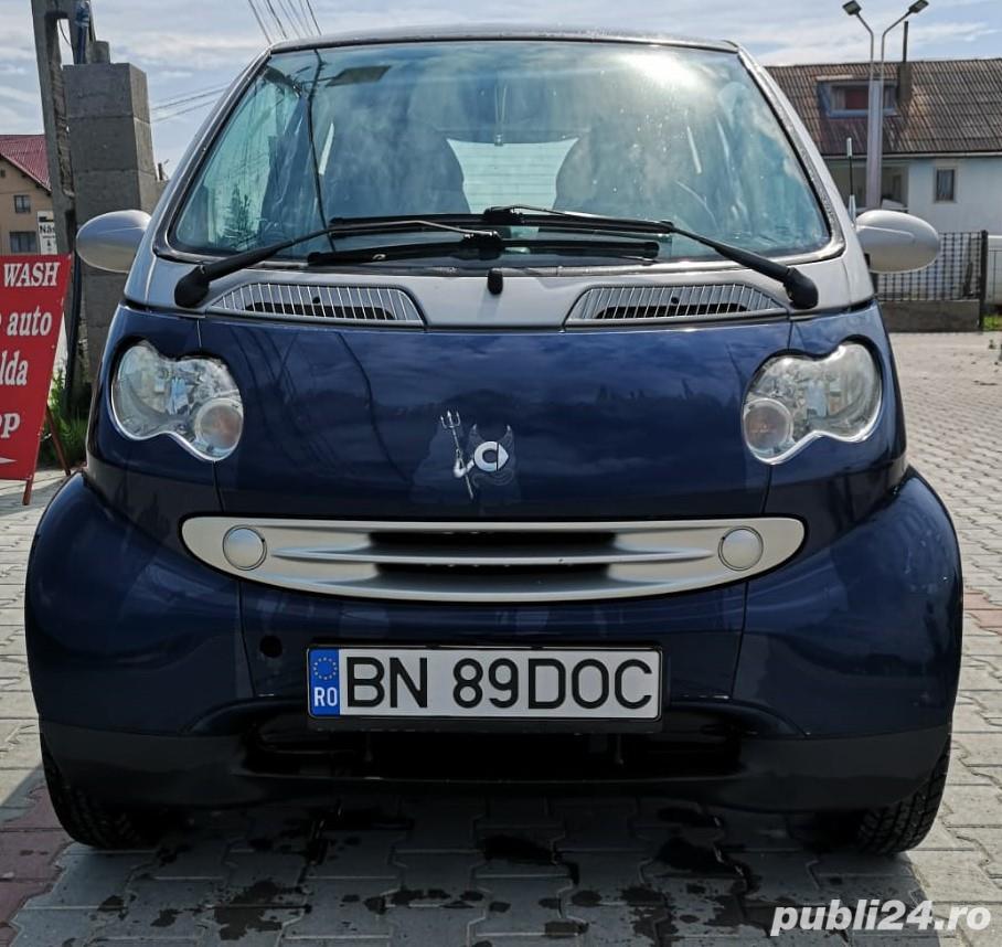 Smart fortwo 450 2004 0,8 CDI