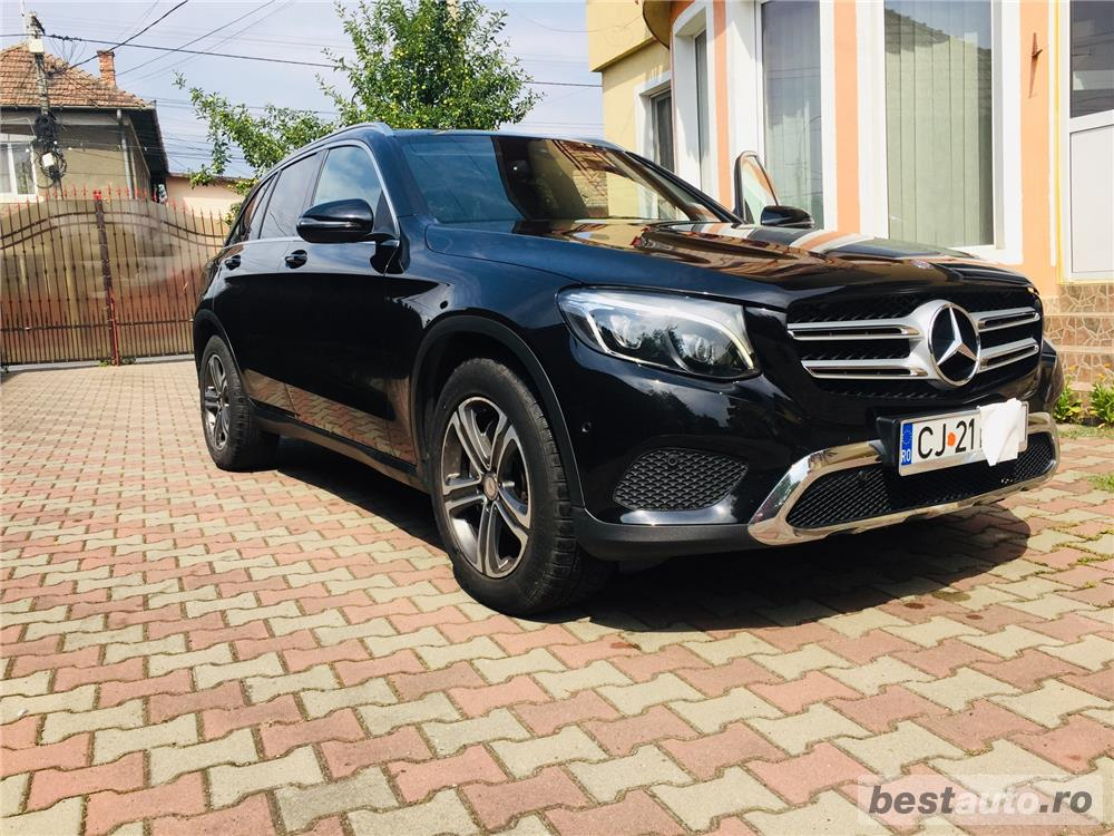 Mercedes-benz Clasa GLC GLC 220