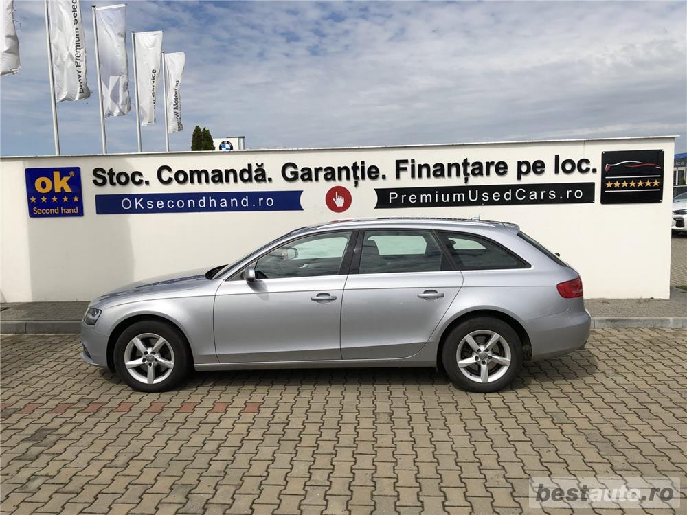 Audi A4 Avant | 2.0D | DSG | Scaune Incalzite | Senzori Parcare | Navi | Climatronic | 2015