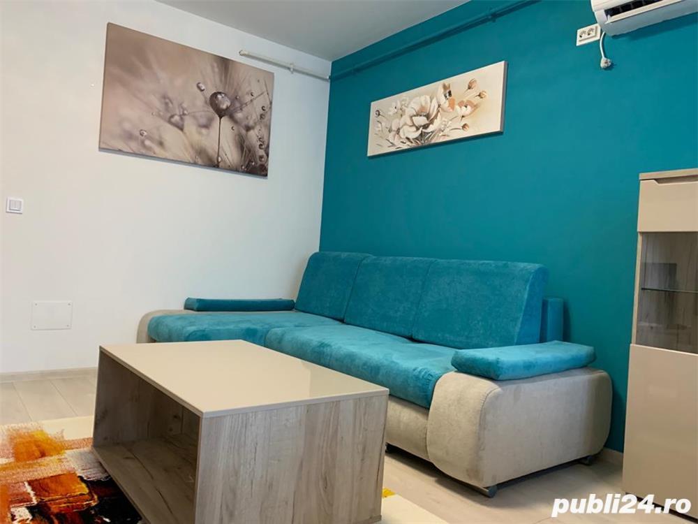 Apartament cu 2 camere in Regim Hotelier Iulius Mall