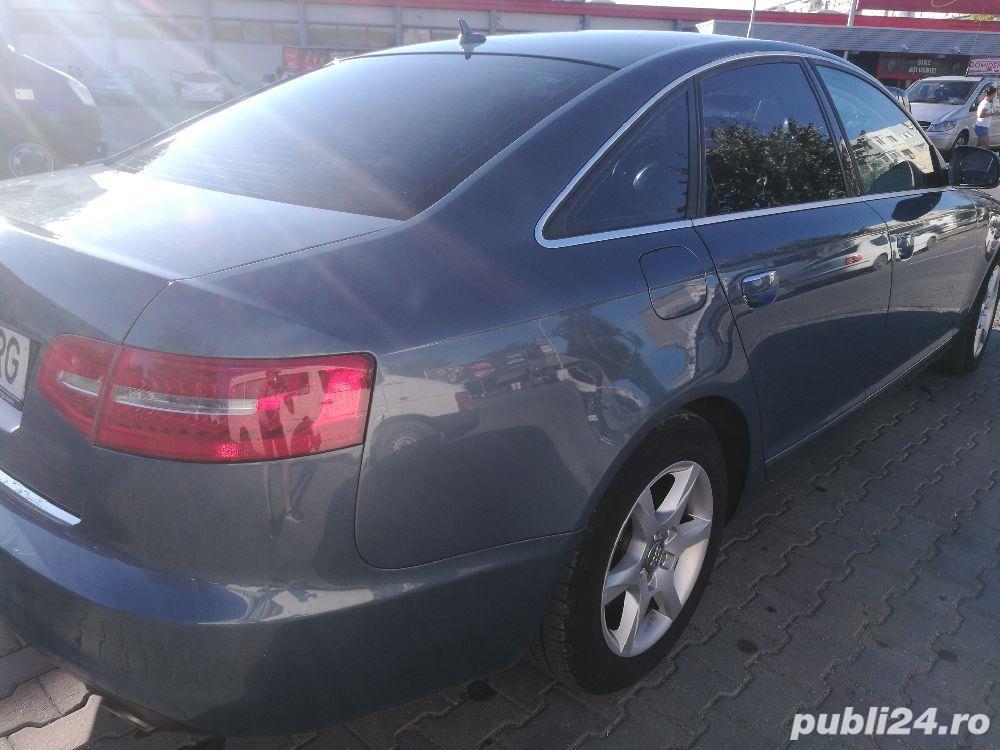 Audi A6 vand sau schim cu auto mai nou