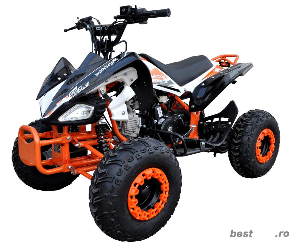 Atv 125cc 2WD SuperCover J7 automatic +revers